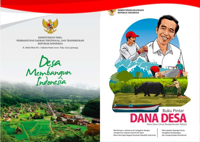 Buku Pintar Dana Desa